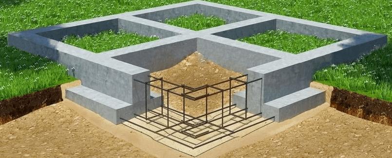 Реально ли залить ленточный фундамент своими руками?
