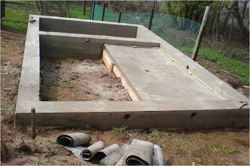 Фундамент для бани: выбираем надёжное основание для постройки